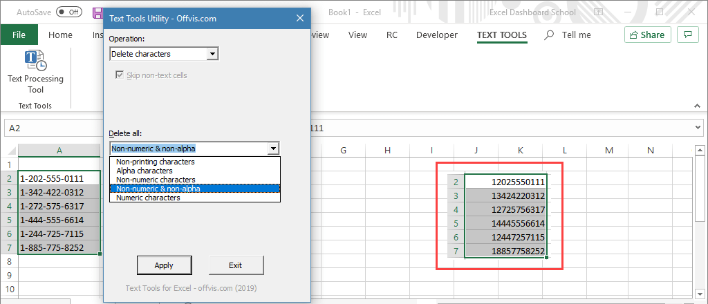 50+ Effective ways to clean data in Excel - DataXL free add-in!